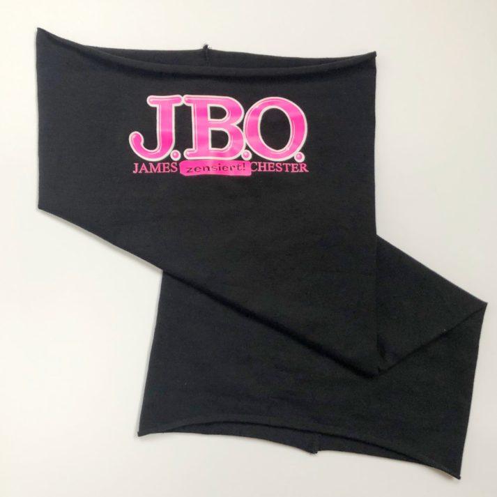 Der multifunktionale J.B.O.-Schlauchschal