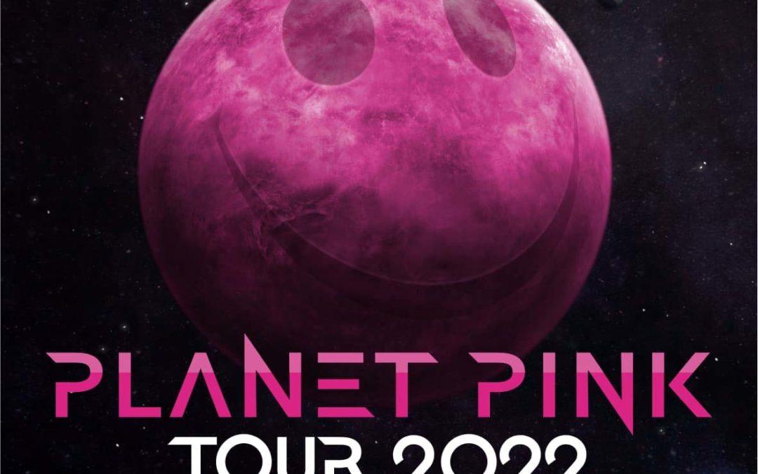 Planet Pink 2022: Freitag, 6. Mai 2022 – Markthalle, Hamburg