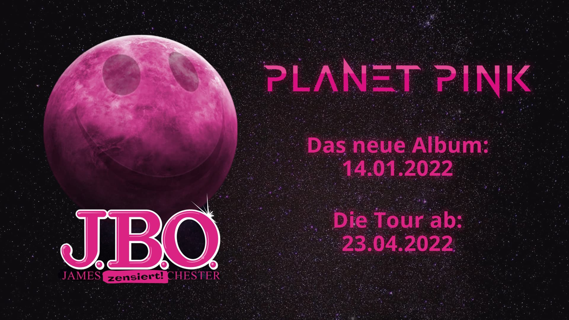 Planet Pink 2022: Freitag, 29. April 2022 - Hellraiser, Leipzig