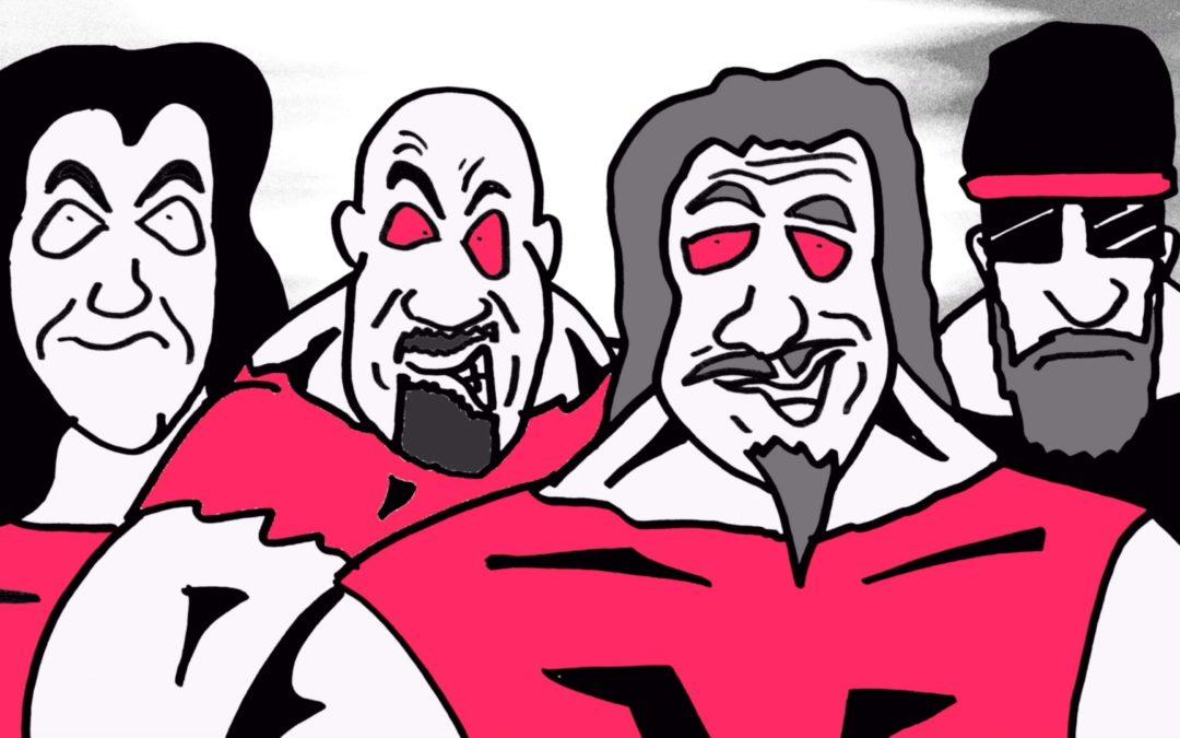 Fanart-Friday: Eine schöne Geschichte (Zeichensteil)