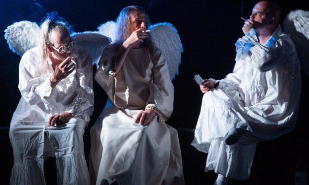 Instagram: Drei Engel für Wolfram? 😬