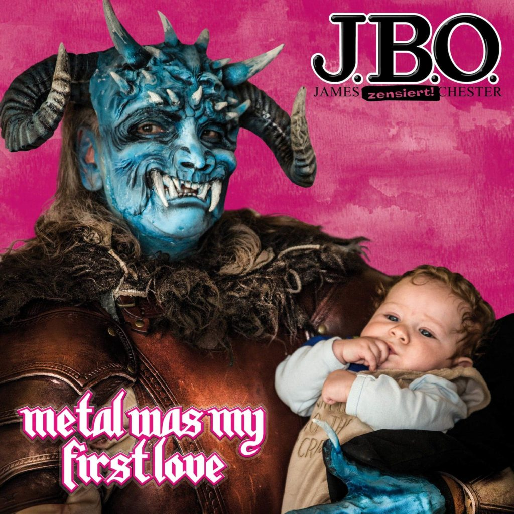 """Metal Was My First Love"" - erste ""Planet Pink""-Single am 15.10.2021"